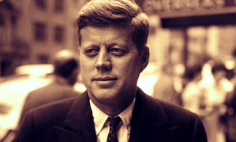 How John F. Kennedy Changed Decision Making for Us All | networking people and companies | Scoop.it