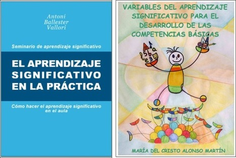 Libros de aprendizaje significativo | To try your hands on | Scoop.it