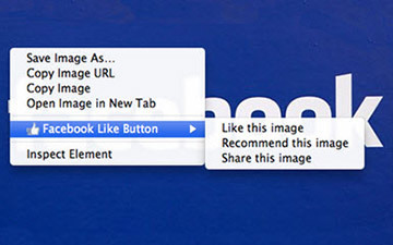 Facebook Rolls Out Official Like Button Extension for Chrome | Digital tools | Scoop.it