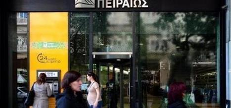 La ruée vers les guichets menace le secteur bancaire hellénique | ECONOMIE ET POLITIQUE | Scoop.it