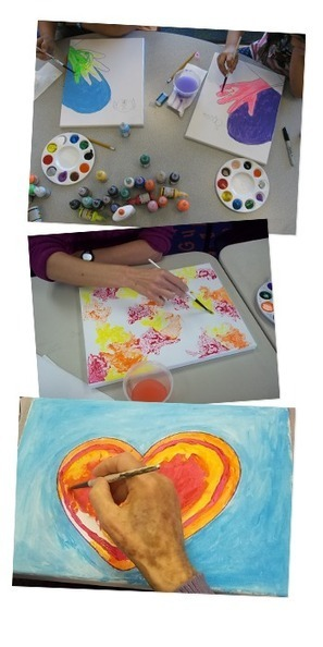 Art Therapy Helps Ease the Pain of Cancer Treatment | Healing Arts | Scoop.it