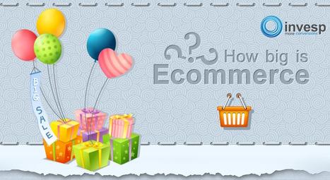 Le e-commerce dans le monde ★ VincentAbry | infographies | Scoop.it