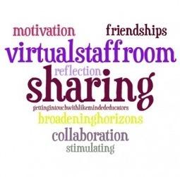 Teacher Development Revisited: PLNs | Beyza Yılmaz's Blog | Ben's Favorite Sites for Networking | Scoop.it