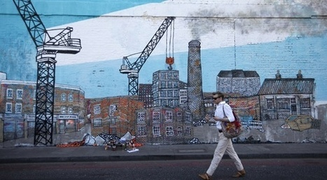 Shoreditch, la Silicon Valley de Londres en plein boom | Jisseo :: Imagineering & Making | Scoop.it