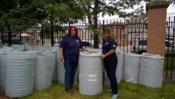 Get your free water-saving rain barrel from the NYCDEP | Green Forward - Environment-World | Scoop.it