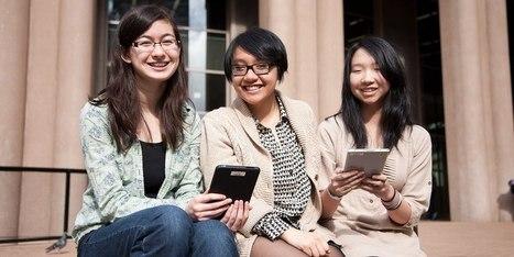 How teen boys versus girls use social apps | digital divide information | Scoop.it