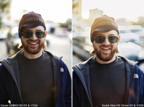 "Twin Lens Life ~ Fine Art Film Photography ~ Los Angeles Southern California ~ Bwright Photography: Digital vs. Film - Canon 5D Mark II vs. Kodak Ektar 35mm ""Pound for Pound, Pixel for Pixel"" | liveimpression | Scoop.it"