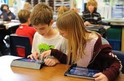 "Exploring the impact of Apple's iPad on schools & schooling. | ""iPads for learning"" 