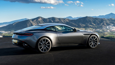 Aston Martin Hire – An Experience to Cherish Forever! | Luxury Car Hire | Scoop.it