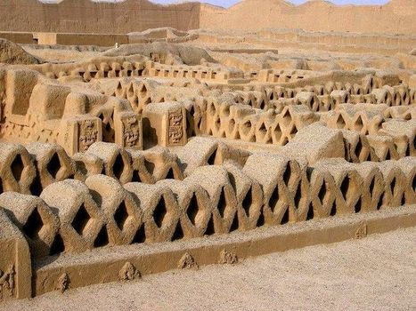 Ancient Chan Chan City, Peru | Ancient Cities | Scoop.it