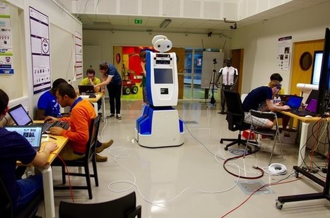 Spencer: Robot guide leads you to where you need to go | Gizmag | Cultibotics | Scoop.it