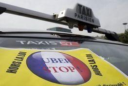 """Le Conseil constitutionnel confirme l'illégalité du service Uberpop en France   """"green business""""   Scoop.it"""