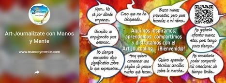 Art-Journalízate con Manos y Mente: estrenamos página en Google+: | Red Social de Manos y Mente | Scoop.it