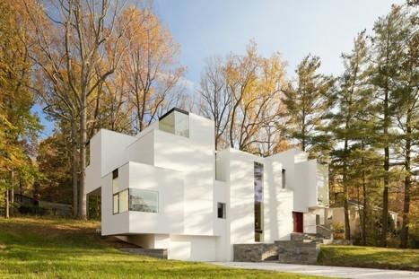 The Naci House / David Jameson Architect   Rendons visibles l'architecture et les architectes   Scoop.it