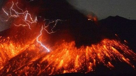Sakurajima volcano erupts in southern Japan | Geology | Scoop.it