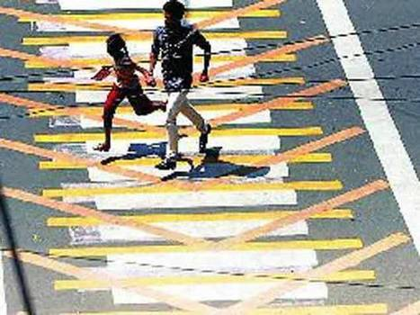 Coming soon:  Safer crosswalk designs | Georgia Injury law News | Scoop.it