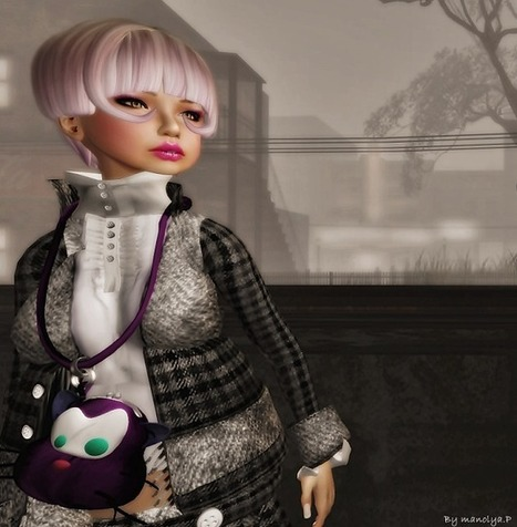Fashion Kawaii Colors: 996 - DuCk or SwAn (New Skin Kira and Gift) & Lavandachic (New Gift) .. | Finding SL Freebies | Scoop.it