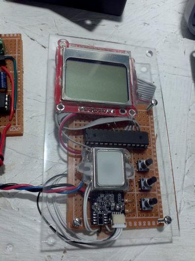 Fingerprint Scanning garage Door Opener | Open Source Hardware News | Scoop.it
