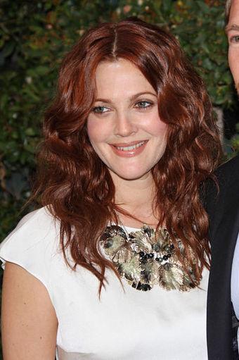 Drew Barrymore une future maman épanouie - Nina People | Enceinte et zen, pour se sentir bien chaque jour | Scoop.it