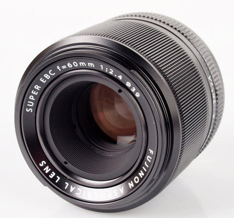 Fujifilm Fujinon XF 60mm f/2.4 R Macro Lens Review | Photography | Scoop.it