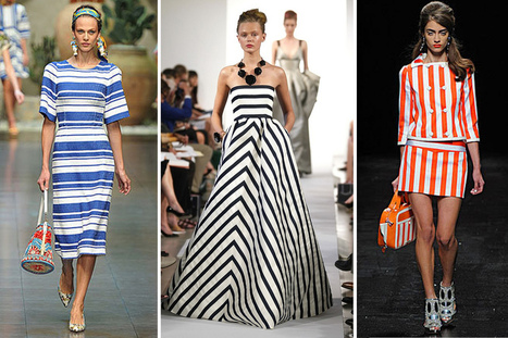 Style Fashion Etc: Wearable Spring/Summer Fashion Trends 2013 | Easy Waves on styling you can see and feel | Scoop.it