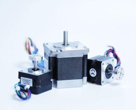 Intro to Stepper Motors | Open Source Hardware News | Scoop.it