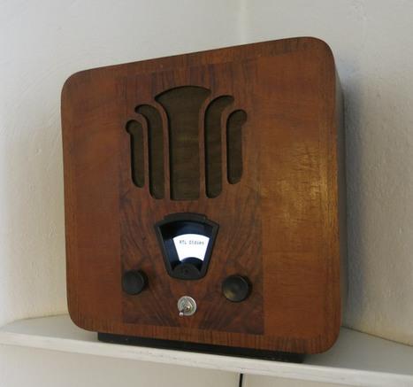 Antique Raspberry Pi Internet Radio | Raspberry Pi | Scoop.it