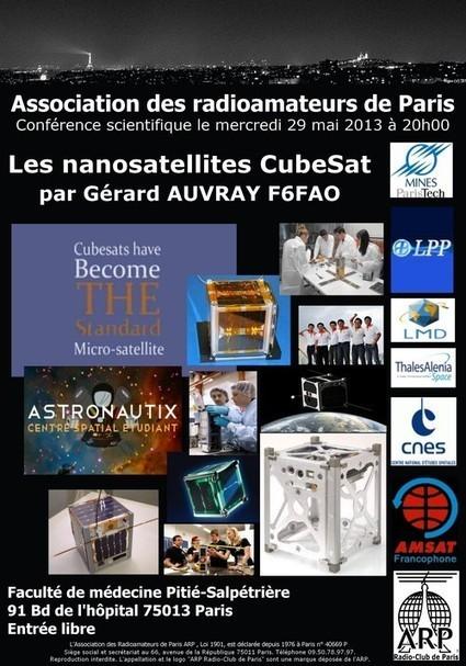 l'ARP Radio-Club de Paris - Blog | Promotion Radioamateur | Scoop.it