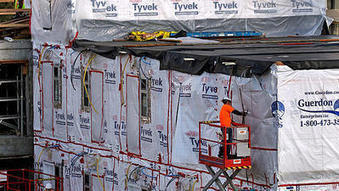 Innovative housing for the homeless being built in downtown L.A. | Arrival Cities | Scoop.it