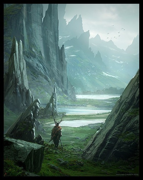 Fantasy / Sci-fi Art by RaphaelLacoste | Machinimania | Scoop.it
