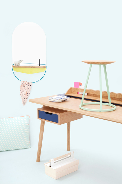 Happy Interior Blog: French Cuteness For Your Home: Hartô | Urban architecture | Scoop.it