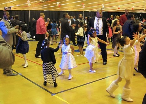 Daddy/daughter dance sells out to more than 800 families | Healthy Marriage Links and Clips | Scoop.it