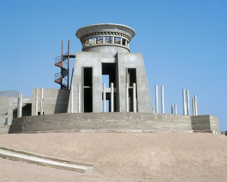 Unfinished Hotel Ruins of the Egyptian Desert | Exploration Urbaine | Scoop.it