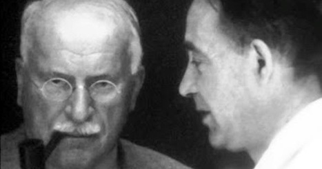 Carl Jung: He is Gargantuan in every respect and helpful like all fat people.   Carl Jung Depth Psychology   Scoop.it