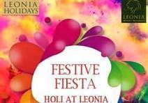 Festive Fiesta Holi At Leonia Holistic Destination, Holi Party | Hyderabad Party Guide | Nightlife Events | Scoop.it