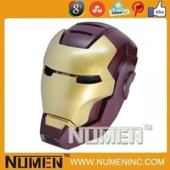 High Quality wire mesh  party Cosplay  resin Iron Man Mask | Airsoft Paintball Mask | Scoop.it