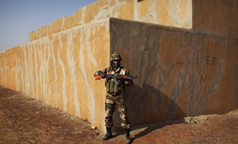 Niger Attacks Signals Expansion of Mali War - Al-Monitor | EXTREMISM AND RADICALIZATION | Scoop.it