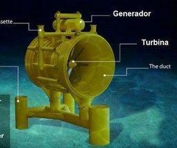 Energia Mareomotriz y Centrales | Energy from the Sea | Scoop.it