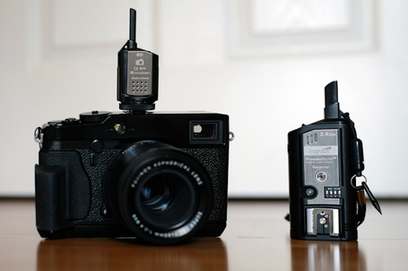 Fujfilm X-Pro1 and Off Camera Flash – FlashWave III | roel.me | Fuji X-Pro1 | Scoop.it