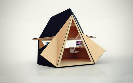 Oficinas Prefabricadas Tetra-Shed | Ana-efimeras | Scoop.it