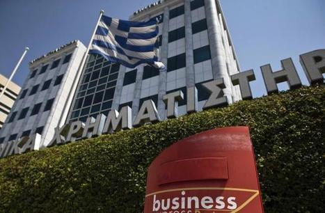 #ALERT 'Greek banking stocks plunge again as debt crisis dominates' | News You Can Use - NO PINKSLIME | Scoop.it