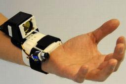 Microsoft Researchers Developing Wrist-Worn ... - Singularity Hub | Post-Biological Identity | Scoop.it