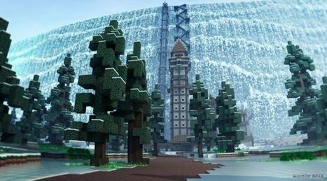 Minecraft: los pixeles de oro del outsider - eju.tv | Juegos | Scoop.it