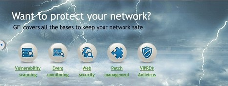 GFI - Web, Email and Network Security solutions for SMBs on premise and hosted | ICT Security Tools | Scoop.it