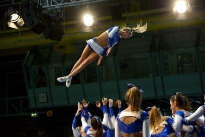 Die 23. Deutsche Cheerleading-Meisterschaft in Hanau - Frankfurter Rundschau | Cheerleading | Scoop.it