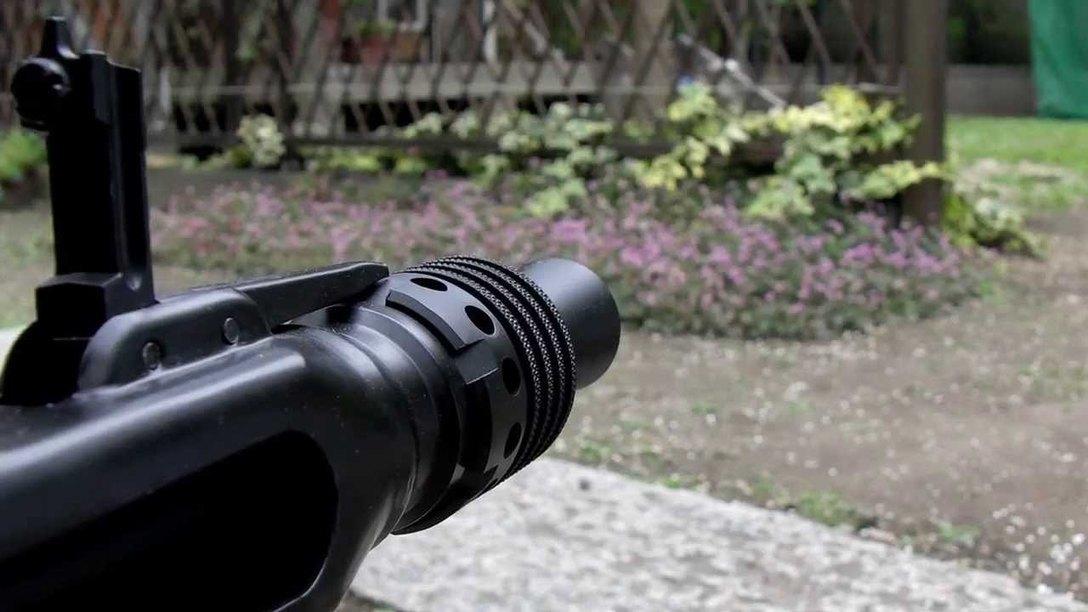 SELECT ROF! - S&T MG42 AEG High Cycle - Nis...