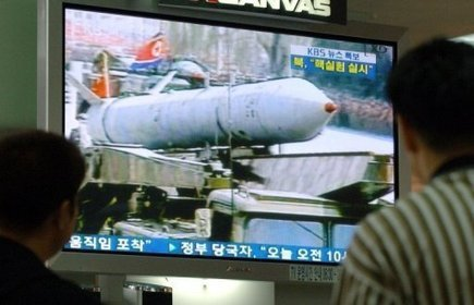 N.Korea tells China of nuclear test plan: report | Sustain Our Earth | Scoop.it