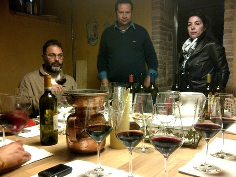 Wine Tasting in Le Marche | Wines and People | Scoop.it