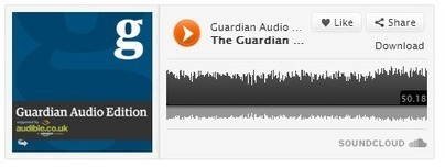 Diario The Guardian lanza edición en audio | Radio 2.0 (Esp) | Scoop.it