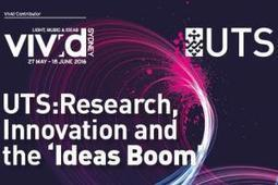Research, Innovation and the 'Ideas Boom': Pathways to Collaboration | UTS News Room | People & Organisational Psychology News | Scoop.it